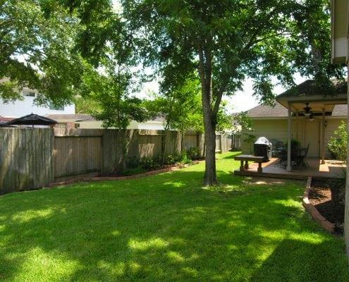 backyard fertilization installation contractor in gainesville GA